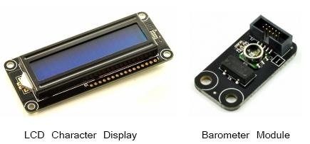 LCDandBarometer